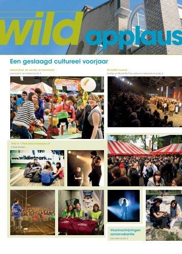 Wild Applaus juni 2012 - Gemeente Herent