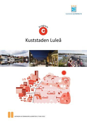 Kuststaden Luleå 27 maj 2013-webb.pdf - Luleå kommun