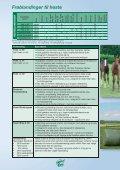 Frøblandinger til heste - Hunsballe Frø A/S - Page 3