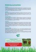 Frøblandinger til heste - Hunsballe Frø A/S - Page 4