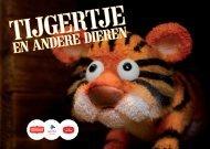 lesmap tijgertje en andere dieren - Jekino