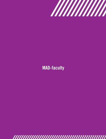 grafisch ontwerp - MAD-faculty