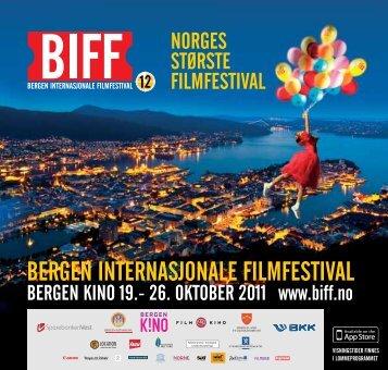 BERGEN INTERNASJONALE FILMFESTIVAL