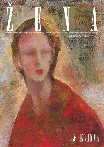 Zena-Kvinna 32-33 - Žena-Kvinna