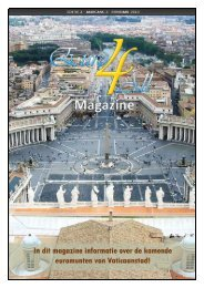 Editie 3, jaargang 3 - Euro 4 All Magazine