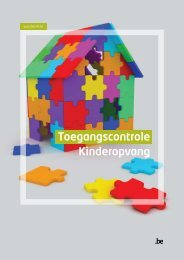 Toegangscontrole Kinderopvang - Besafe - Federale ...