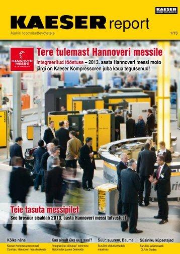 Kaeser Report (pdf)