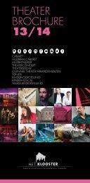 Brochure 2013 - Het Klooster