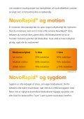 Patientvejledning NovoRapid® (insulin aspart) - Novo Nordisk - Page 3