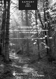 Framtidens skog