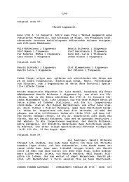 -104- Original side 57: Tårneå Lappmarck. Anno ... - Lenvik Museum