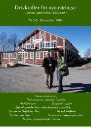 duk nyhetsbrev nr 5 o6 nov2008 - Högskolan på Gotland