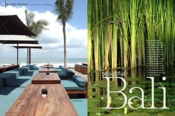 60 AM0910 reizen Bali.indd - Sylvia Keppel