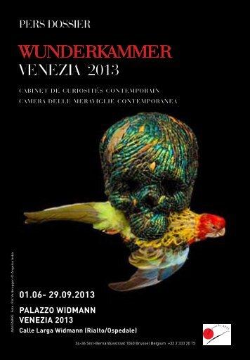 venezia 2013 - Wunderkammer Expo
