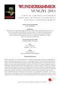 venezia 2013 - Wunderkammer Expo - Page 2