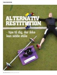 alternativ restitution - Whiteout Adventures