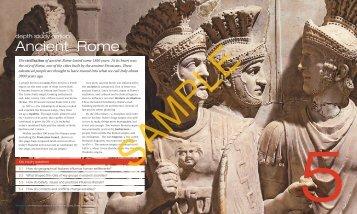 Ancient Rome - Oxford University Press