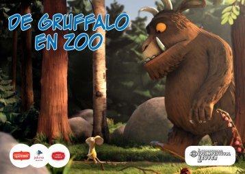 lesmap de gruffalo en zoo - Lessen in het donker