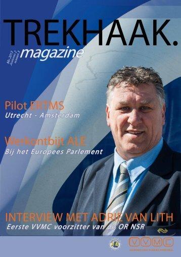 Het nieuwe Trekhaak Magazine is uit! - VVMC