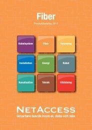Produktkatalog 2012 - Net Access