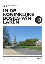 In de koninklijke bosjes van Laken - UiT in Brussel
