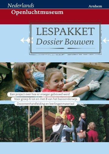 LESPAKKET - Nederlands Openluchtmuseum