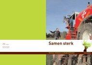 Corporate brochure Colland - Sazas.nl