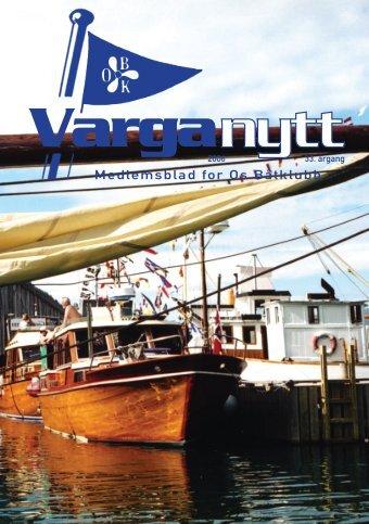 Varganytt nr. 1. 2006 - Os Båtklubb