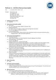 Referat nr. 10/2012 - OBfodbold.dk