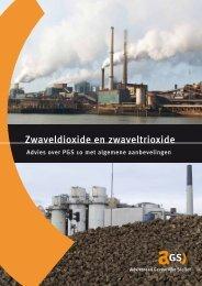 'Zwaveldioxide en zwaveltrioxide' [pdf] - Raad voor de leefomgeving ...