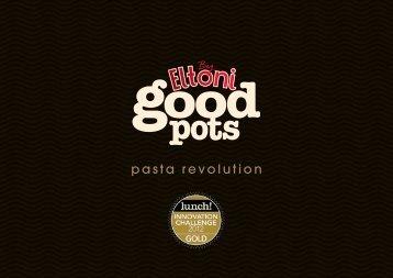 pasta revolution - Goodpots
