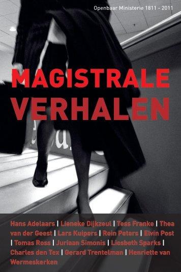 Magistrale Verhalen - Openbaar Ministerie