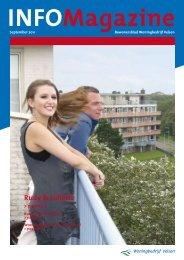Nummer 3 september 2011 - Woningbedrijf Velsen