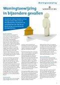 Nummer 3 september 2011 - Woningbedrijf Velsen - Page 5