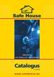 Catalogus - Safehouse