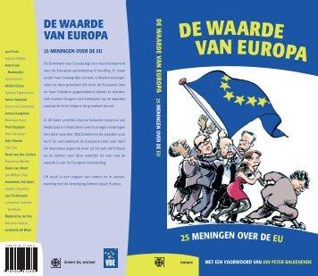 downloaden als pdf - Vereniging Democratisch Europa