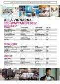 Vinnarbilaga 100-wattaren 2012.pdf - Sveriges Annonsörer - Page 6