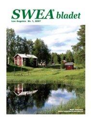 Nummer 1, 2007 - SWEA International