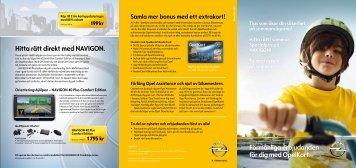 Förmånliga erbjudanden för dig med OpelKort. Hitta rätt direkt med ...