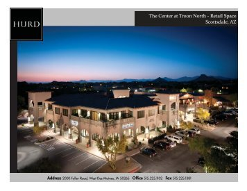 Troon North Retail Flyer.pdf - Hurd Real Estate Services
