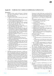 Kapitel 48 PAPIR OG PAP; VARER AF PAPIRMASSE, PAPIR ... - Taks