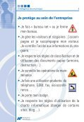 Passeport pour la protection de l'information - Direccte - Page 3