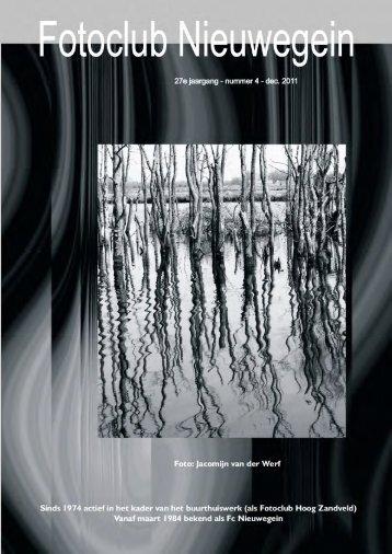 Clubblad 2011-4.cdr - Fotoclub Nieuwegein