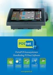 PortaPOS kassasystemen Handleiding POSnet Software PortaPOS ...