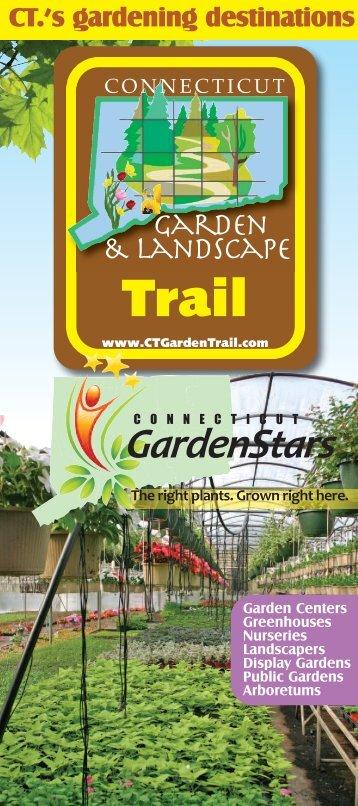 GardenStars - the Connecticut Garden & Landscape Trail!