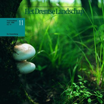Opm. Drents landschap 11 - Stichting Het Drentse Landschap