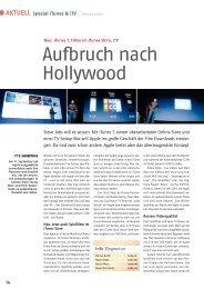 AKTUELL Spezial Neue iPods - Macwelt