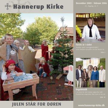 kirkeblad dec-feb tryk.indd - Hannerup Kirke
