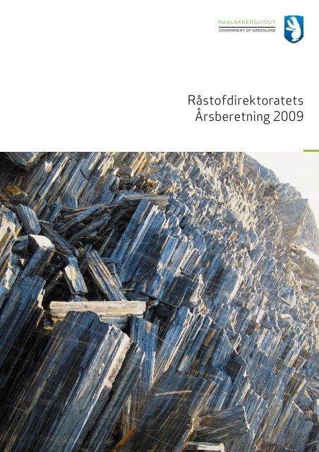 Årsberetning 2009 - Nanoq