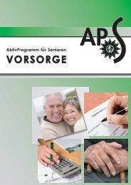 VORSORGE - Seniorengruppe